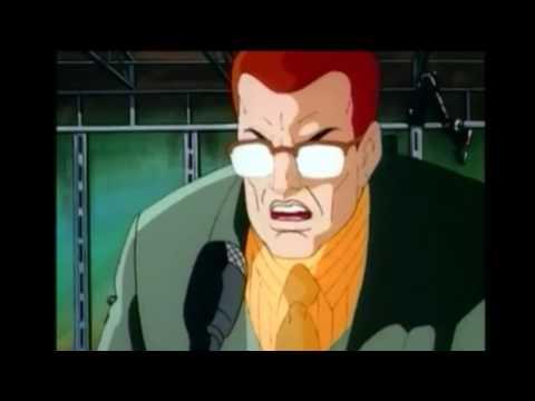 Nostalgia Critic - The X-Men Cartoon Reversed