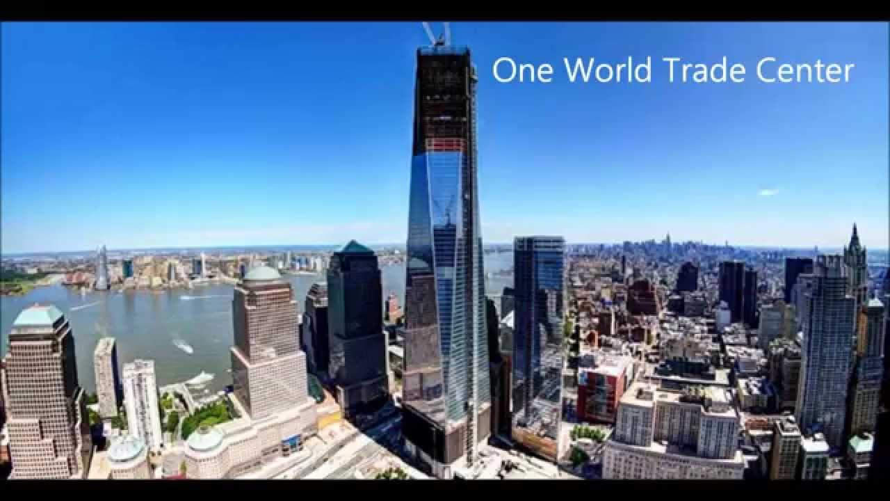 Les 5 plus hautes tours du monde youtube for Les plus belles tours du monde