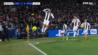 JUVENTUS VS ATLETICO 3-0 !! ON EST CHOQUÉ, RONALDO L'A FAIT ... 😮🇵🇹