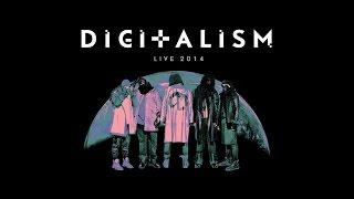 DIGITALISM — NORTH AMERICAN TOUR [VISUALS]
