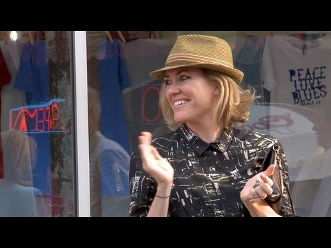 Nashville to Memphis road trip with Cerys Matthews