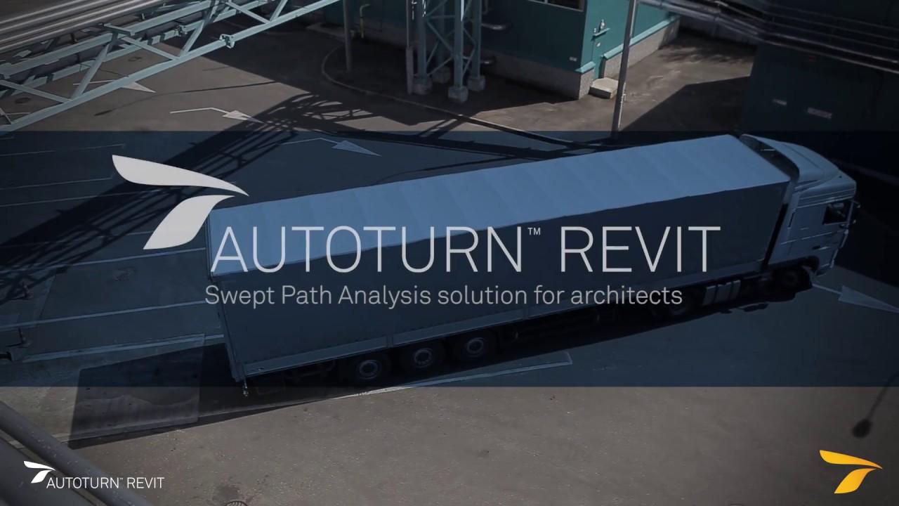Vehicle Swept Path Software for Autodesk® Revit®