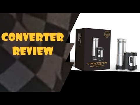 CONVERTER - AMBITION MODS - REVIEW