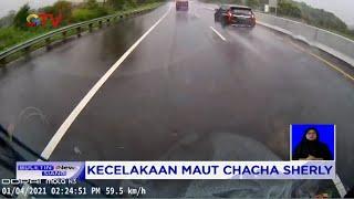 Polres Semarang Masih Selidiki Kecelakaan yang Menewaskan Chacha Sherly - BIS 06/21