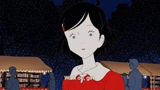 'Night Is Short, Walk On Girl' Japanese Trailer