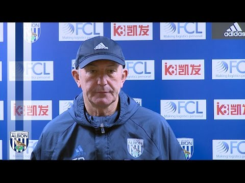 Tony Pulis looks ahead to Albion's Premier League clash with Chelsea
