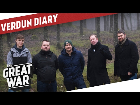 Recap Of Our Trip To Verdun I THE GREAT WAR Special