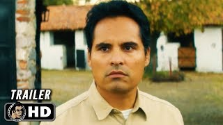 "NARCOS: MEXICO Official Trailer ""Agent Kiki Camarena"" (HD) Michael Pena Series"