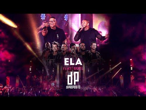 Di Propósito – Ela (Letra) ft. Suel
