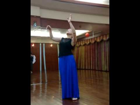 Mira新身體空間能量舞蹈