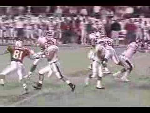 1990 Texas vs. Houston - Second Half