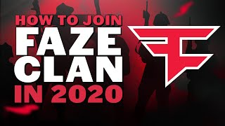 How to JOIN FaZe Clan - #FAZE5 Recruitment Challenge