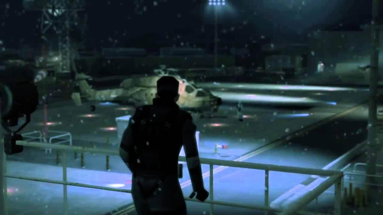 Image result for Metal Gear Solid V: Ground Zeroes (Multi-Platform) – Logo & PlayStation Exclusive Deja Vu Mission Trailer
