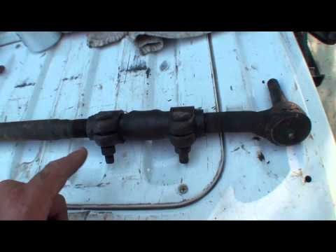 New Tie Rods Now What?How To Adjust