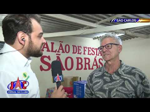 Paróquia São Brás realiza tradicional show de prêmios - Jornal da Clube 2ª Edição (23/03/2019)