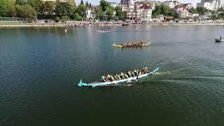 Dragon boat racing Ternopil 2018