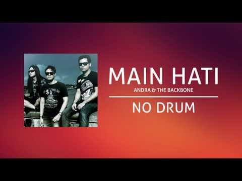 Andra & The Backbone - Main Hati (Backing Track | No Drum/ Tanpa Drum) Mp3