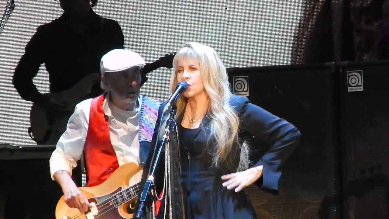 fleetwood mac gypsy live 2015