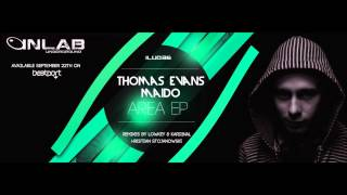 Thomas Evans & Maïdo - Area ( Original Mix )