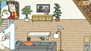 Adorable Home - Gameplay Walkthrough Part 1 (iOS, Android) screenshot 3
