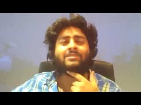 Arijit Singh hums his favorite Tamil tune without music - Moongil Thottam