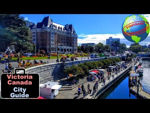 Victoria, Canada City Guide! Complete Firsthand Travel Guide - Everything You Need To See!