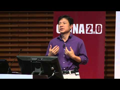 Robin Li: Winning the Future in the Mobile Internet - YouTube