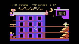 Popeye Longplay (Atari 5200 Version)