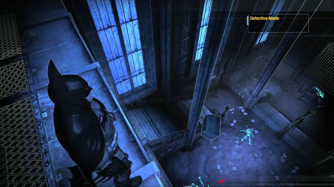 Arkham Asylum | Arkham Wiki | FANDOM powered by Wikia