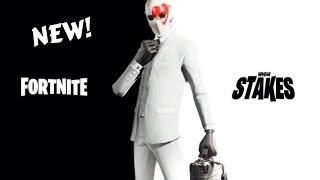 NEW *FREE* WILDCARD SKIN! (Fortnite Battle Royale)