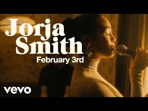 Jorja Smith - February 3rd (Live) | Vevo UK LIFT
