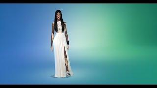 Model Chantelle Brown-Young in the sims 4 / Модель Шантель в симс 4