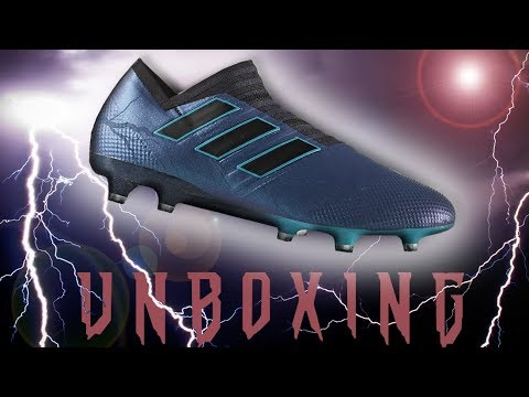 Adidas Nemeziz messi 17.1 FG Energy Blau Core Black Core