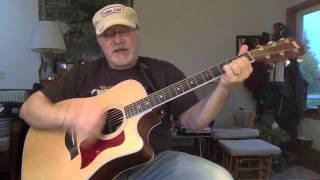 1677 -  And Your Bird Can Sing -  Beatles cover with guitar chords and lyrics