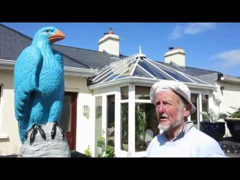 Graham Guthrie: The Kilmeena Turquoise Eagle