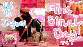 Abipop in Japan ♬*゜| The Final Day | Abipop