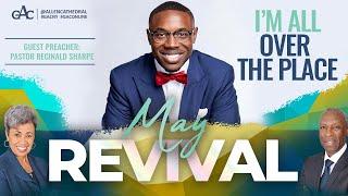 May Revival | Pastor Reginald W. Sharpe Jr. | Allen Virtual Experience