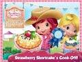 Strawberry Shortcake Food Fair Part 1 - Best iPad app demo for kids - Ellie