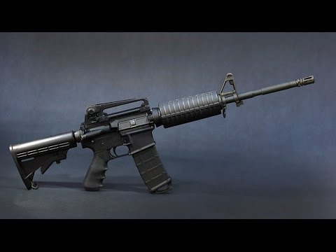 P1's Doug Wyllie discusses whether US should reclassify the AR-15