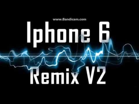 iphone 6 ringtone remix 超夯手機鈴聲 15066