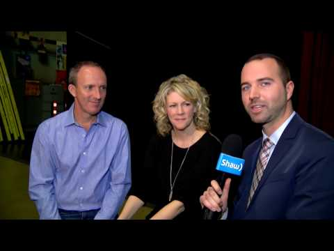 Natalie MacMaster & Donnell Leahy Shaw TV Interview