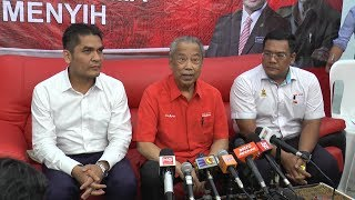 Muhyiddin: Aiman may not be good orator, but he has potential