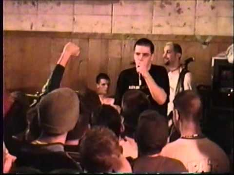 "88 Fingers Louie ""I Hate Myself"" Fireside Bowl Chicago, IL 1998"