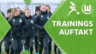 Drei Neuzugänge beim Auftakt   VfL Wolfsburg Frauen