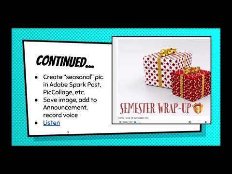 PD in Your PJs Sprint  Rethinking Newsletters