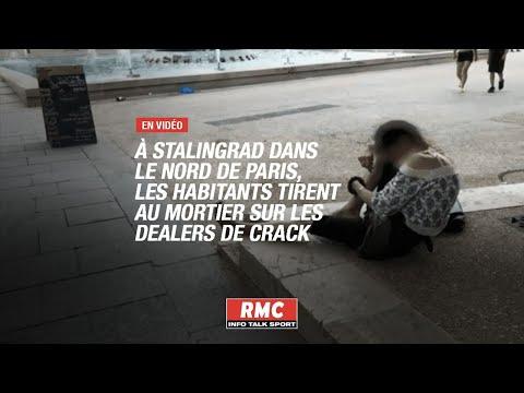 À Stalingrad dans le nord de Paris, les habitants tirent au mortier sur les dealers de crack