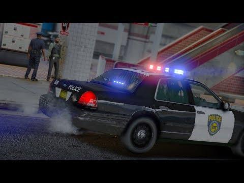 LSPDFR - Day 551 - Los Santos Regional Transit Police