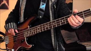 STORMY MONDAY..........bass cover .....