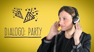 Instant Tedesco Dialogo Die Party