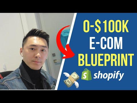 (STEP-BY-STEP) 0-$100K FULL Strategy For Dropshipping & E-commerce thumbnail